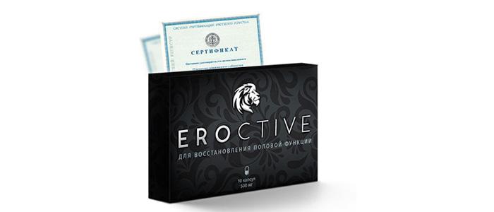 Eroctive для потенции сертификаты качества