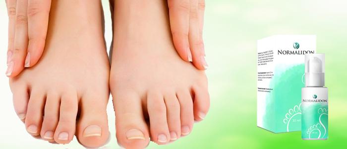 Normalidon от грибка ногтей как использовать