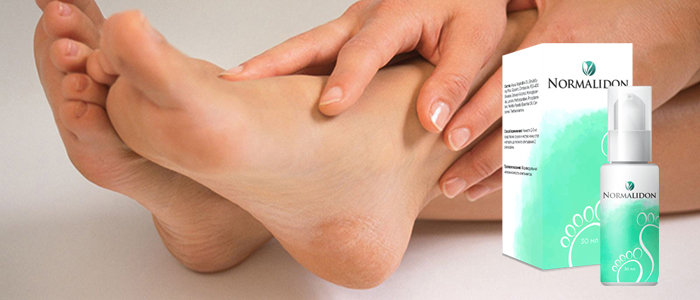 Normalidon от грибка ногтей состав