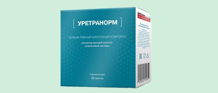 Уретранорм от простатита отзывы